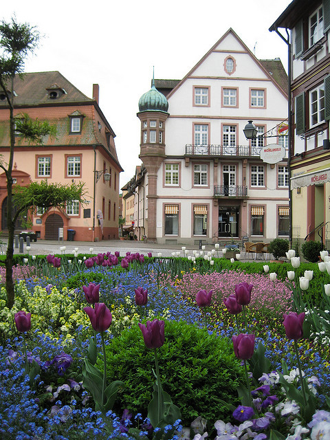 by philip_hsiao on Flickr.The beautiful medieval town of Gengenbach in Baden-Wurttemberg, Germany.