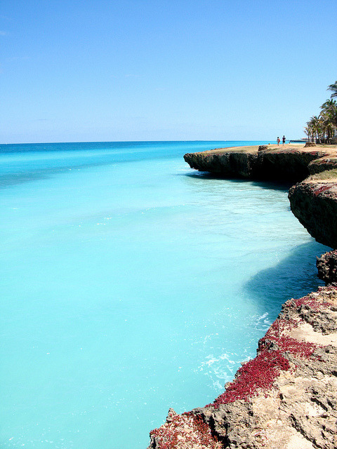 Colours of the Caribbean, near Varadero, Cuba